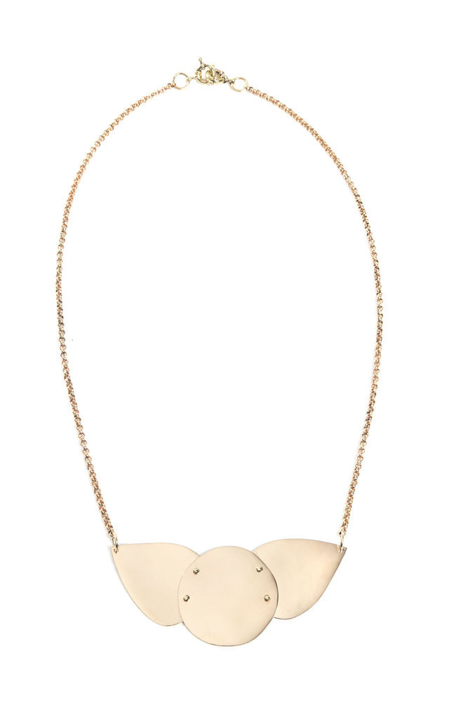 Wanderlust Necklace by Bare Collection