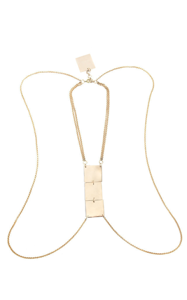 Voyager Squared Harness by Bare Collection
