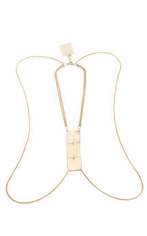 Voyager squared harness by Bare Collection Product photo