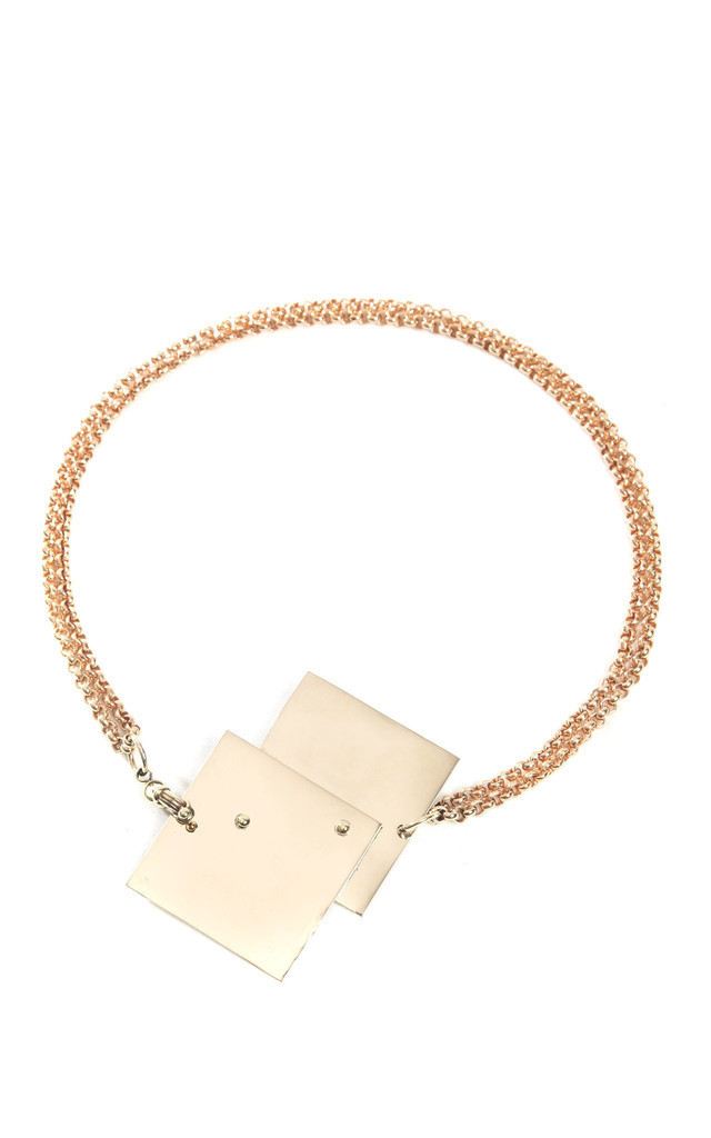 Eclipse Necklace by Bare Collection