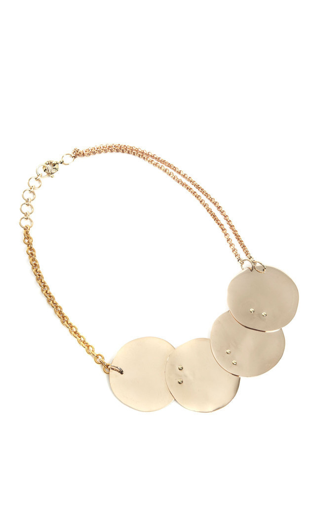Orbit Necklace by Bare Collection