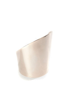 Giant teardrop cuff by Bare Collection Product photo