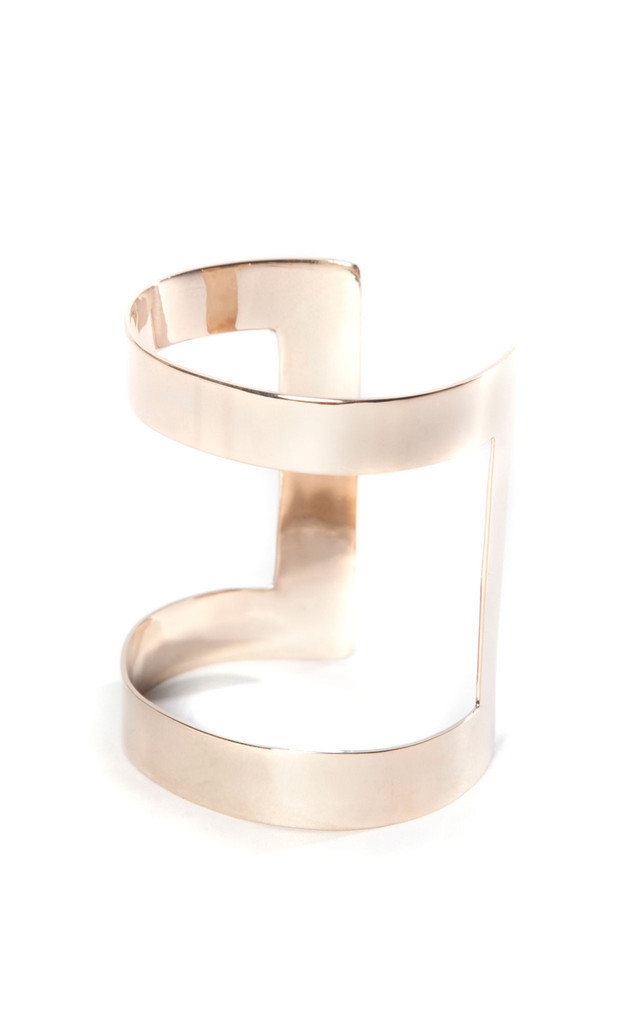 Standard Square Cuff by Bare Collection