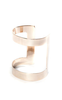 Standard square cuff by Bare Collection Product photo
