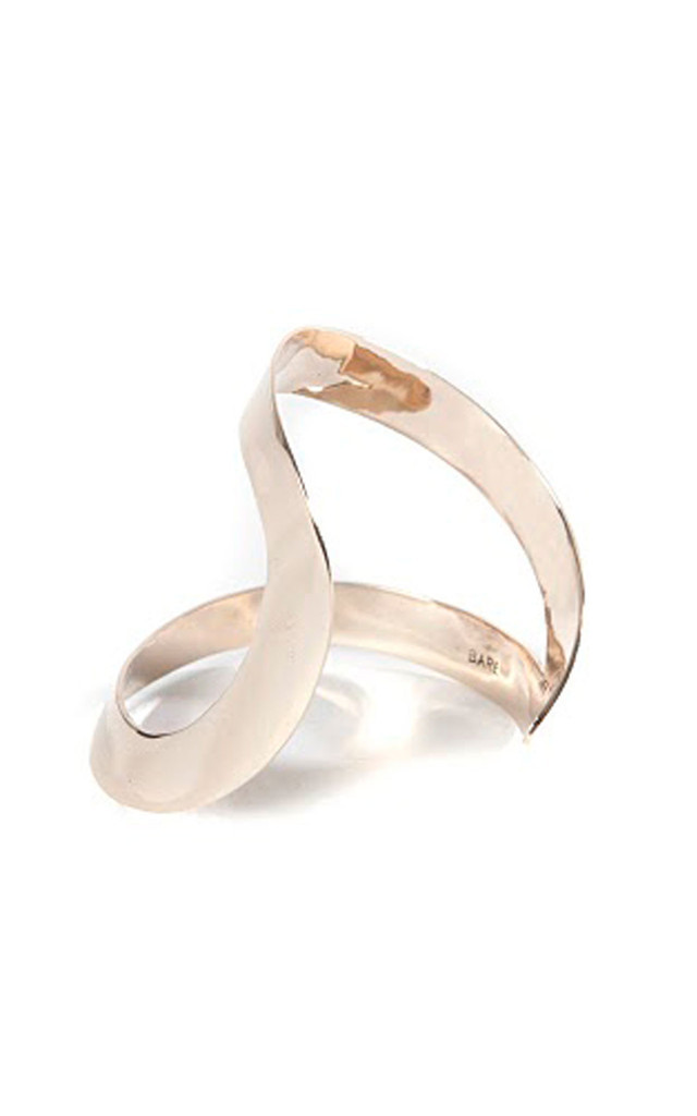 Standard Teardrop Cuff by Bare Collection