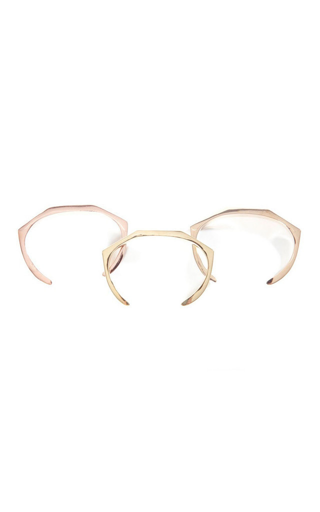Bolt Cuff by Bare Collection