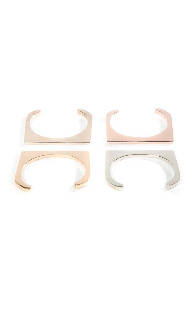 Plateau Cuff by Bare Collection