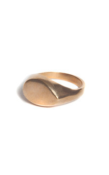 Little Teardrop Ring by Bare Collection Product photo
