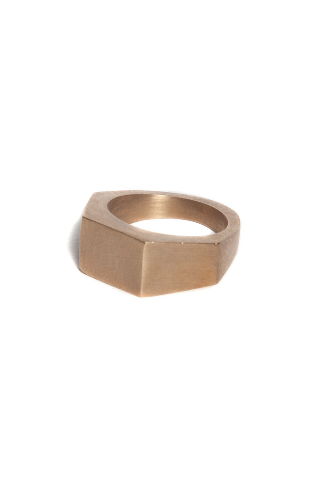 Bolt Ring by Bare Collection