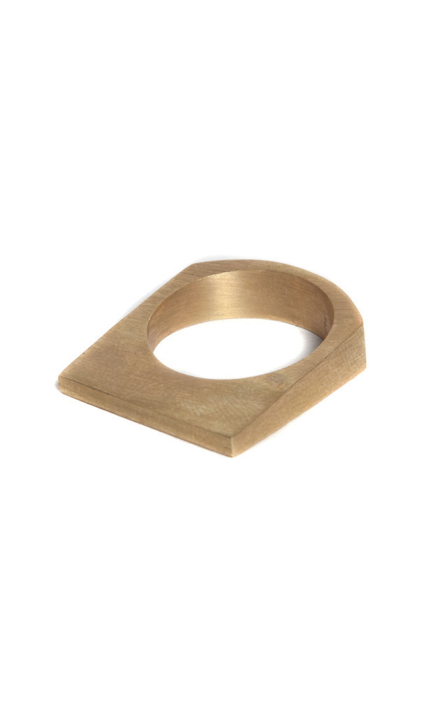 Plateau Ring by Bare Collection