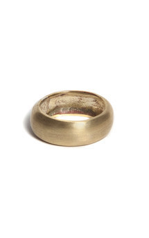 Band ring by Bare Collection Product photo