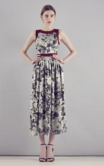 Wistful thoughts dress  by Kelly Love Product photo