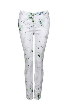Painters palette jeans  by Kelly Love Product photo