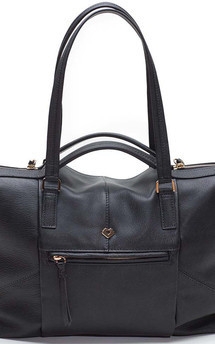 Mason tote - black by MARYLAI NEW YORK Product photo