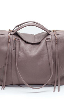 Mason tote - taupe by MARYLAI NEW YORK Product photo