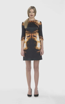 Coleridge shift dress by Rachel Antonio Product photo