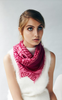 Linden in pinks by ORWELL + AUSTEN Product photo