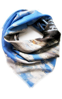 Lihou scarf by CLAIRE GAUDION Product photo