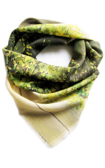 Fort le crocq scarf by CLAIRE GAUDION Product photo