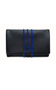 Hyde park in navy blue by Emeline Coates Product photo
