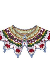 Garden collar by Lana Siberie Product photo