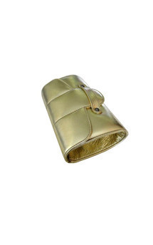 Bond street in gold by Torula Bags Product photo