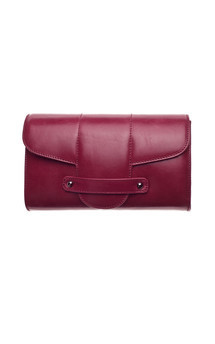 Bond street in cherry red by Torula Bags Product photo