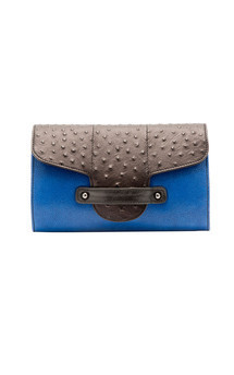 Bond street in black & blue by Torula Bags Product photo