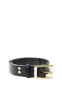 Milfield belt black by Meryn Product photo