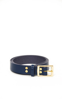 Milfield belt navy blue by Meryn Product photo