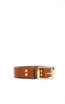 Henley belt tan::Azure by Meryn Product photo