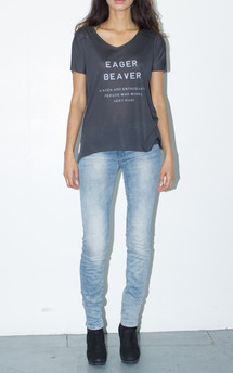 Eager beaver super soft tee by The English Tee Shop Product photo