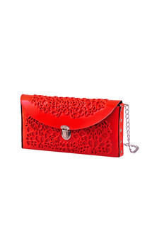 Hard clutch - red by MeDusa Product photo