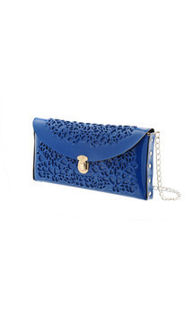 Hard clutch - blue by MeDusa Product photo