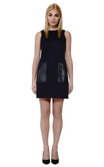 Fascienne jersey dress by Scarlett Black London Product photo
