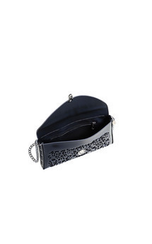 Hard clutch - black by MeDusa Product photo