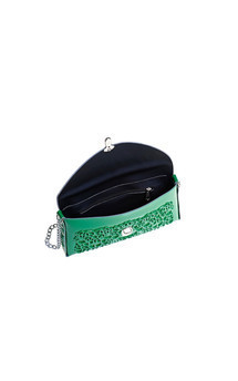 Hard clutch - green by MeDusa Product photo