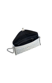 Hard clutch - white by MeDusa Product photo