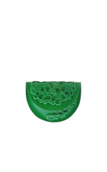 Round clutch - green by MeDusa Product photo