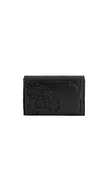 Mini clutch - black by MeDusa Product photo