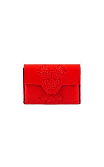 Mini clutch - red by MeDusa Product photo