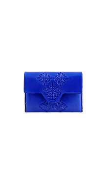 Mini clutch - blue by MeDusa Product photo