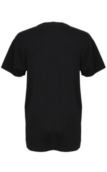 Cara qui tee black by Off Dutee Product photo