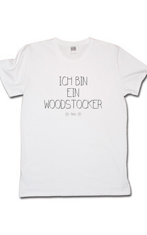 Woodstocker tee white by Civissum Product photo