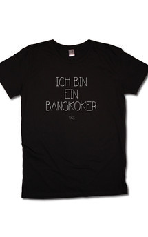 Bangkoker tee black by Civissum Product photo