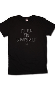 Shanghaier tee black by Civissum Product photo