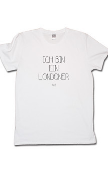 Londoner tee white by Civissum Product photo