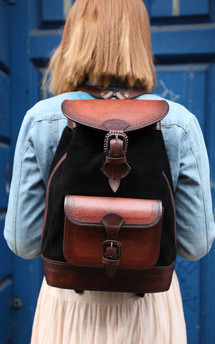 The bamba backpack by Beara Beara Product photo