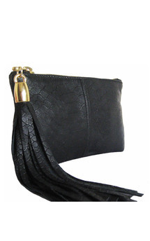Tassel purse by Amy George Product photo