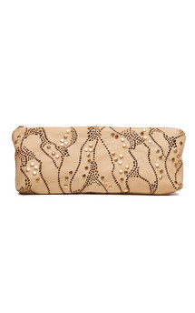 Laser-cut evening purse by Cristina Adami Product photo